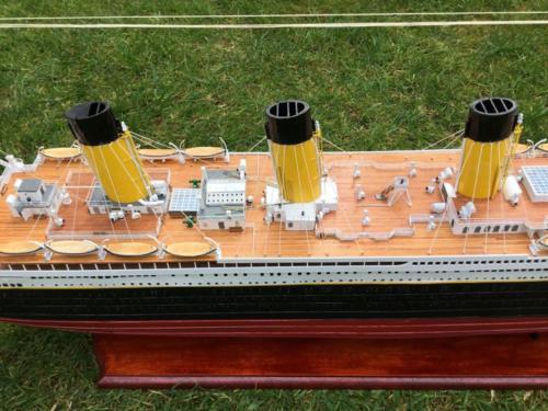 Denz Titanic 2