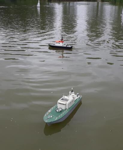 Free sail  scale 21.7.11 16