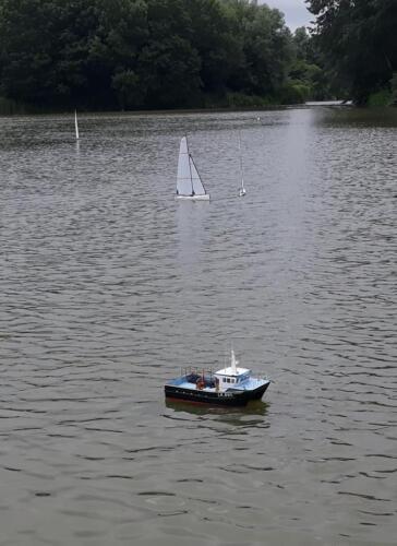 Free sail  scale 21.7.11 17
