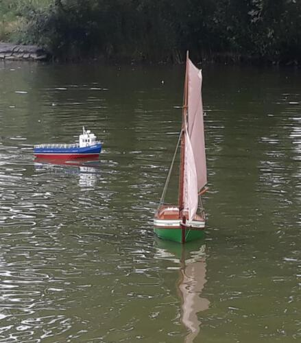 Free sail  scale 4th Sept 2021 76