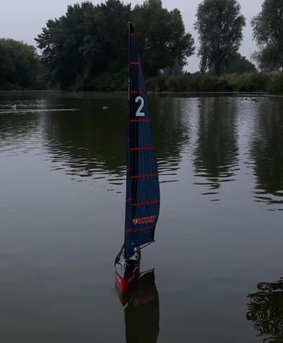 Free sail  scale 4th Sept 2021 80