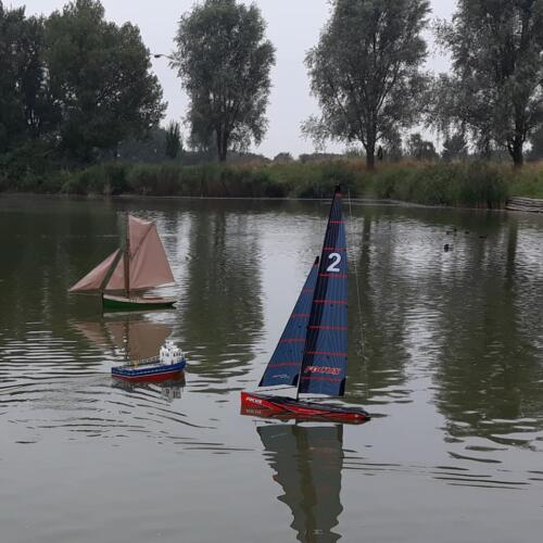 Free sail  scale 4th Sept 2021 82